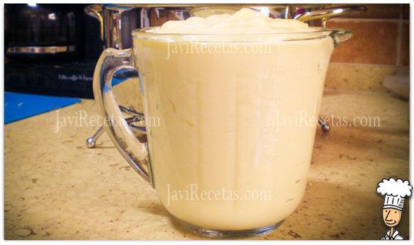 Medio litro de crema pastelera