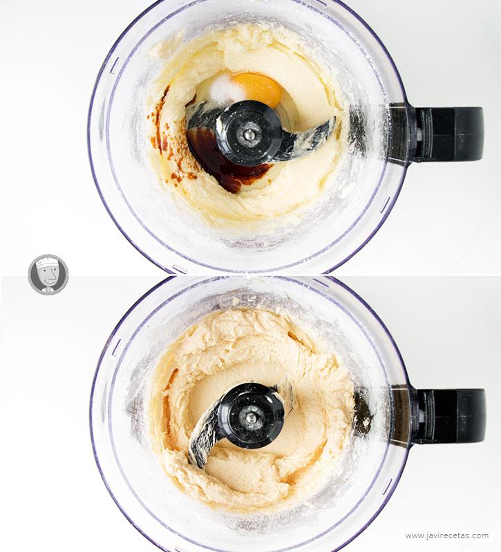 Añadir Ingredientes a la Masa para Galletas