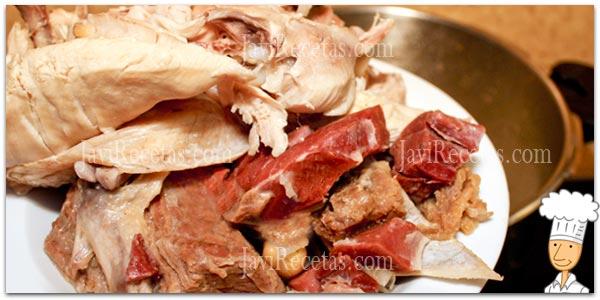 Carnes del Puchero