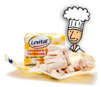 Levadura Fresca Levital