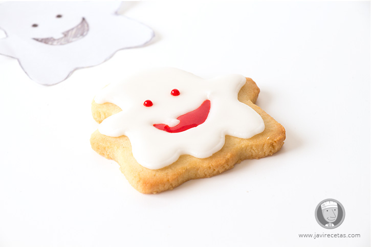 Galleta Fantasma