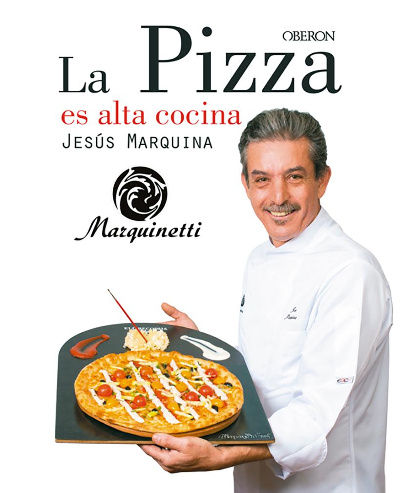 La Pizza es Alta Cocina – Libro