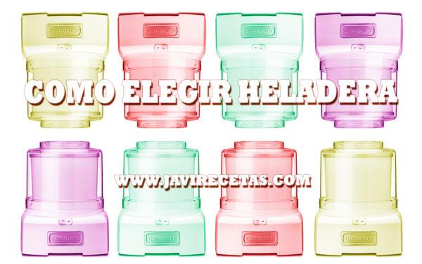 Heladeras – ¿Qué Máquina para Hacer Helados Elijo?