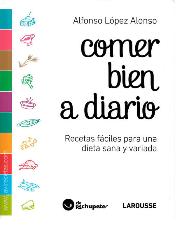 Comer Bien a Diario – Nueva Edición