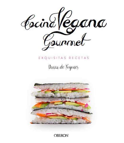 Portada Cocina Vegana Gourmet