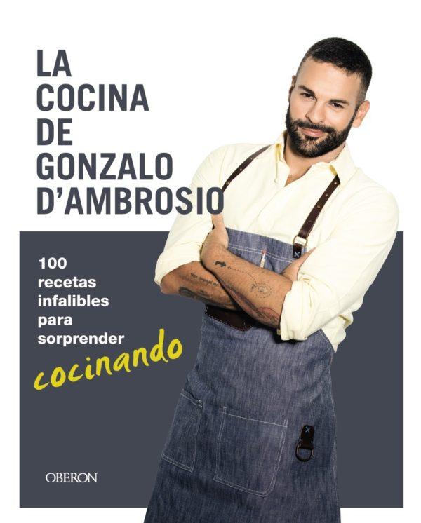 Portada del Libro La Cocina de Gonzalo D'Ambrosio