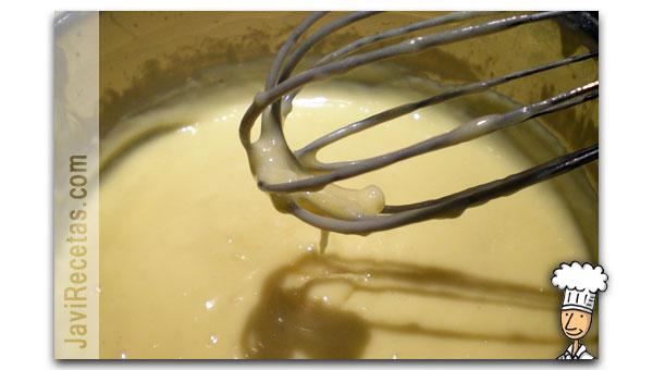 Crema Pastelera paso 6