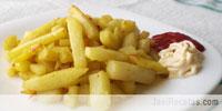Patatas Fritas con horno
