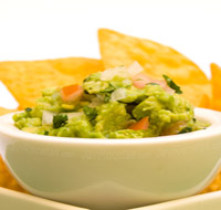 Guacamole. Receta Mexicana