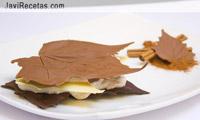 Milhojas Tres Chocolates