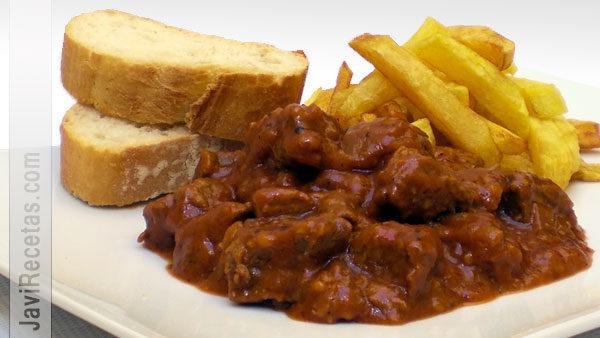 Carne Al Toro Receta Fácil