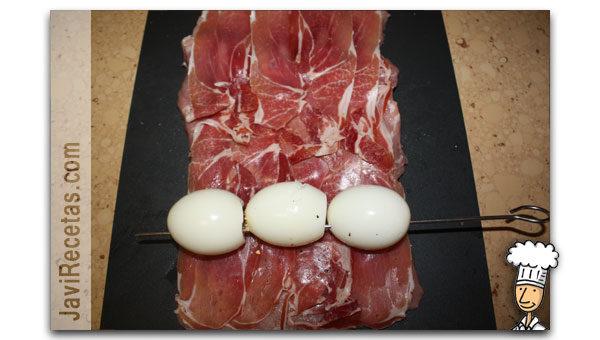 Lomo de Cerdo. Corte, Relleno y Atado