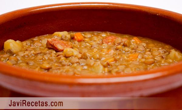 Image Result For Receta Lentejas Chilenas