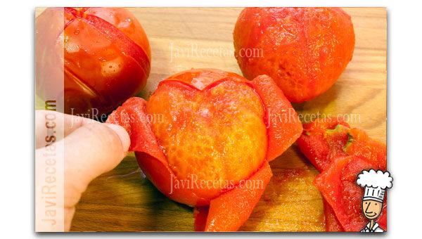 Como Pelar Tomates y Quitarles las Semillas