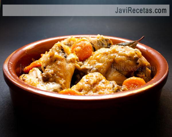 Pollo En Salsa Receta Muy Fácil Javi Recetas