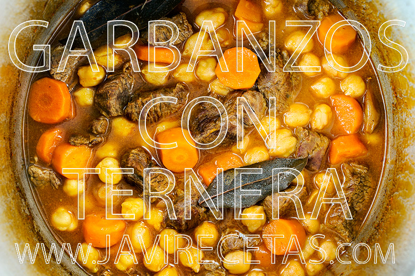 Garbanzos con Ternera – Potaje Super Fácil