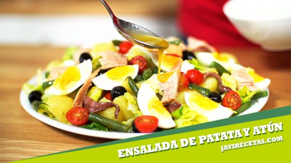 Ensalada de Patata y Atún