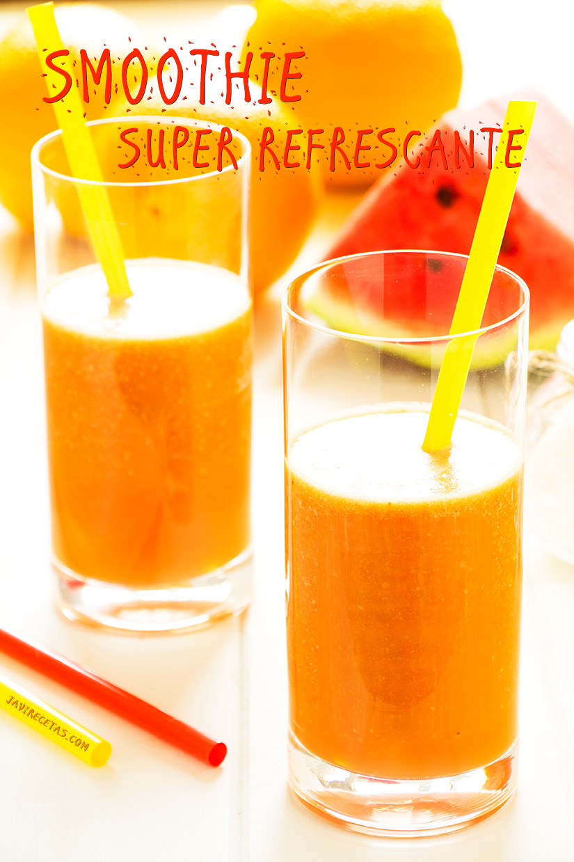 Smoothie Super Refrescante