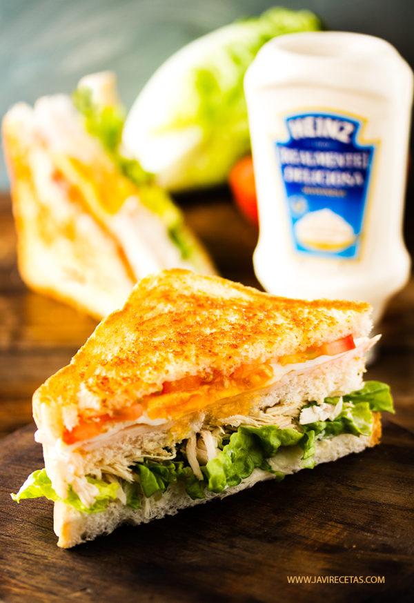 Sándwich de Pollo