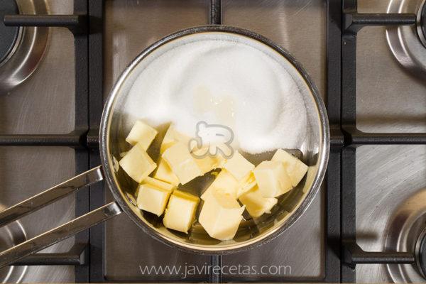 Azúcar, Mantequilla y Azúcar Invertido
