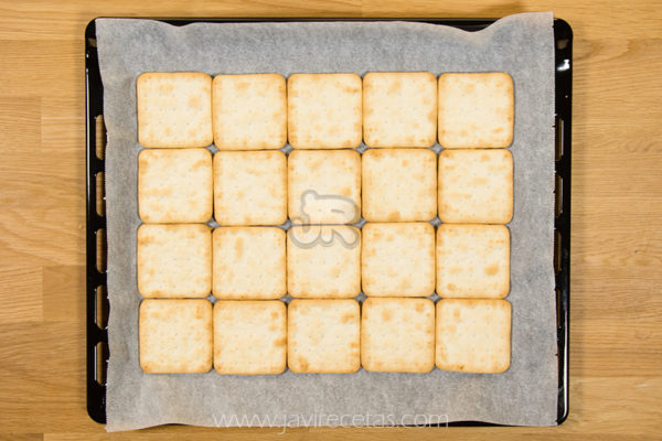Galletas Saladas - Crackers