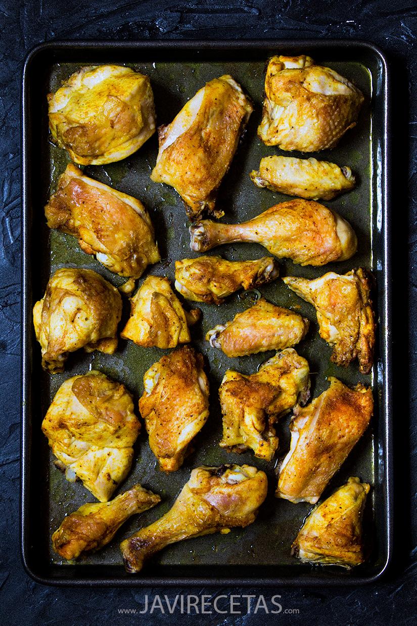 Recetas de carne for Cocinar un pollo entero
